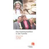 Das Kommunionfest in der Familie / Satz mit 10 Flyern