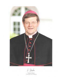 Porträtbild Erzbischof Stephan Burger